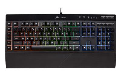 Tunisie clavier gamer corsair k55 RGB