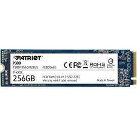 SSD Nvme PATRIOT P300 - 256GB