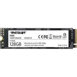 SSD Nvme PATRIOT P300 - 128GB