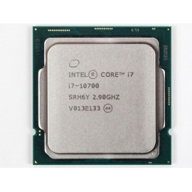 Intel Core i7-10700 Tray (2.9 GHz / 4.8 GHz)