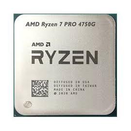 AMD RYZEN 7 PRO 4750G - Tray