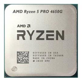 AMD RYZEN 5 PRO 4650G - Tray
