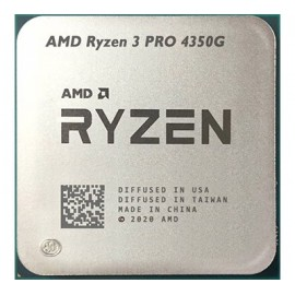 AMD RYZEN 3 PRO 4350G - Tray