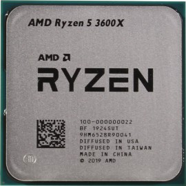 AMD Ryzen 5 3600x Tray (3.8 GHz / 4.4 GHz)
