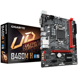 Gigabyte B460M H