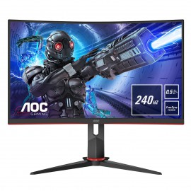 Tunisie Ecran Gamer AOC C27G2Z Curved 240Hz