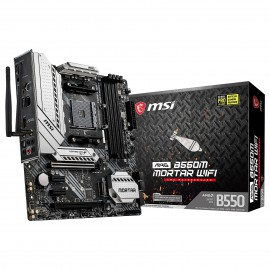 MSI MAG B550M MORTAR WIFI