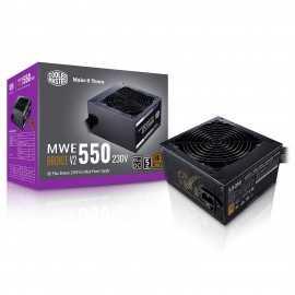 Coolermaster MWE 550 80 Plus Bronze V2