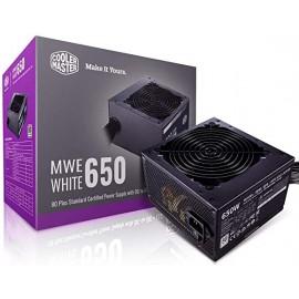Coolermaster MWE 650w V2 - 80 White