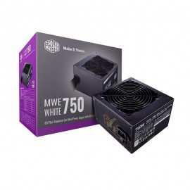 Coolermaster MWE 750w V2 - 80 White