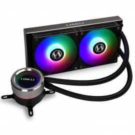 LIAN-LI GALAHAD 240 RGB Black