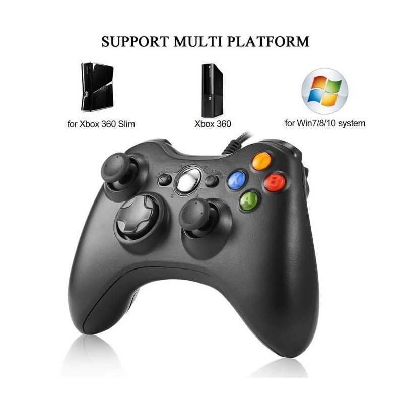 Manette Xbox 360 - Filaire