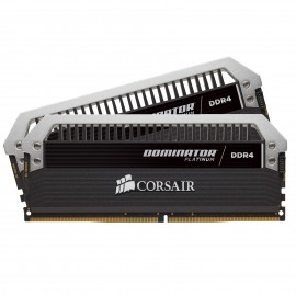 tunisie Corsair Dominator Platinum 32 Go - DDR4 3200 MHz