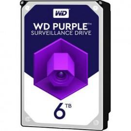 "Disque Dur Videosurveillance Sata III 3.5"" - WD Purple 6To"
