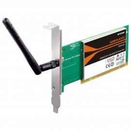 Carte PCI WiFi N 150 Mbps - D-Link DWA-525