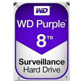 "Disque Dur Videosurveillance Sata III 3.5"" - WD Purple 8To"