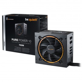 Be quiet Pure Power 10 Modulaire 700W 80PLUS Silver