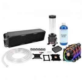 THERMALTAKE KIT RL360 RGB LIQUIDE BLEU