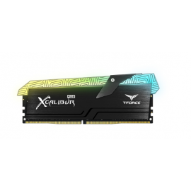 RAM DDR 4 16Gb TEAM XCALIBUR BLACK - 8GBx2 4000
