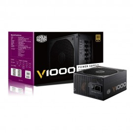 ALIMENTATION Cooler Master V1000 80PLUS Gold