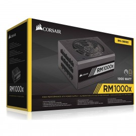 ALIMENTATION CORSAIR RM1000X  80+ GOLD