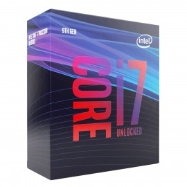 Tunisie Processeur Intel Core I7-9700K