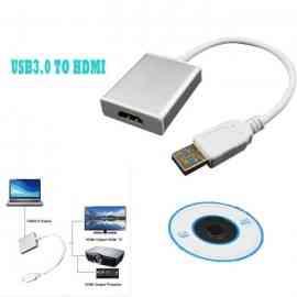 Tunisie Adaptateur USB 3.0 vers HDMI avec son