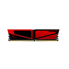 RAM DDR 4 16GB - TEAM Vulcan RED 2400