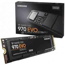 Tunisie SAMSUNG 970 EVO 500GB M.2 NVMe