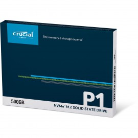 Disque SSD Crucial P1 500Gb NVMe