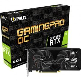 Carte graphique Palit RTX 2060 GamingPro OC - 6Gb