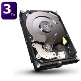 "Disque Dur Interne Sata III 3.5"" - Toshiba 3To"
