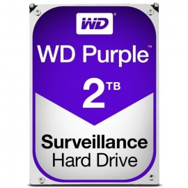 "Disque Dur Videosurveillance Sata III 3.5"" - WD Purple 2To"
