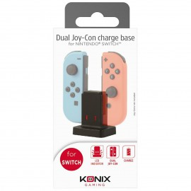 Tunisie Konix Switch Dual Joy-Con Charge Base