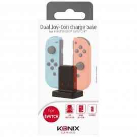 Tunisie Konix Switch Dual Joy-Con Charge Base