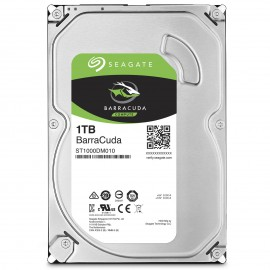 "Disque Dur Interne Sata III 3.5"" - Seagate Barracuda 1To"
