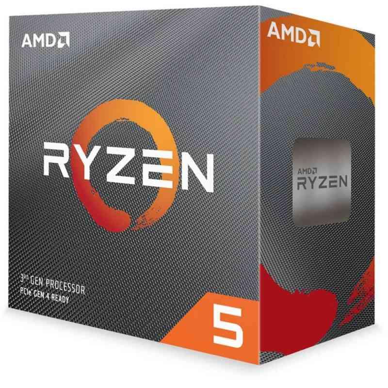 Tunisie AMD Ryzen 5 3600x (3.8 GHz / 4.4 GHz)