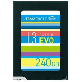 SSD TeamGroup L3 EVO 240Gb