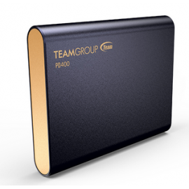 "Disque Dur TEAM GROUP SSD EXTERNE 1.8"" USB3.1 PD400 /480"