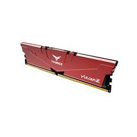 RAM DDR 4 8GB - TEAM Vulcan RED 2666Mhz