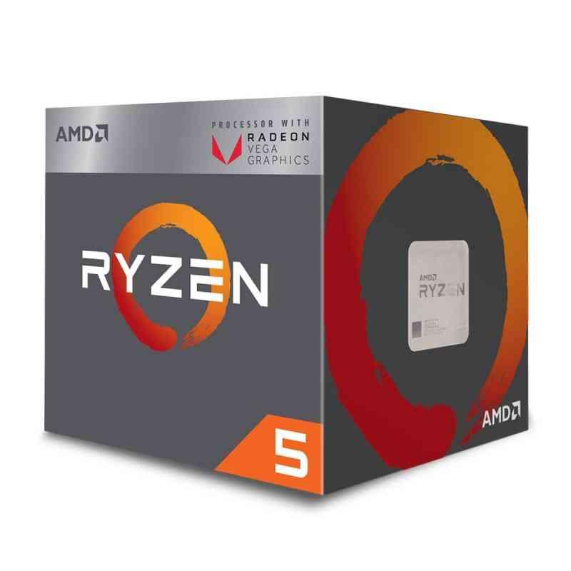 AMD RYZEN 5 2600x 4.2 GHZ - Wraith Spire Edition