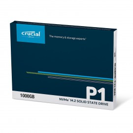 Disque SSD Crucial P1 1to NVMe