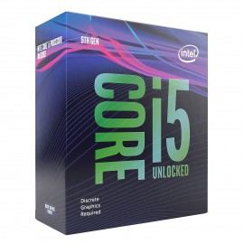 Processeur Intel Core - i5-9600KF (4.6 GHz)