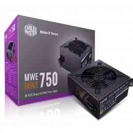 Coolermaster MWE 750w V2 - 80 Bronze