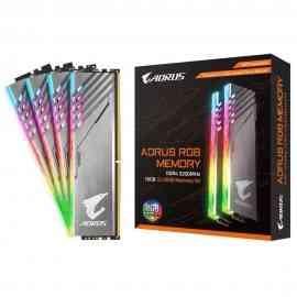 Gigabyte RGB Memory 16GB (2x8GB) 3200MHz (With Demo Kit)
