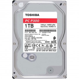 "Disque Dur Interne Sata III 3.5"" - Toshiba 1To"