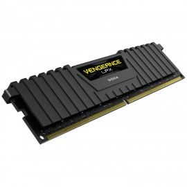 Kit mémoire Corsair Vengeance LPX 16Go DDR4 - 2666Mhz