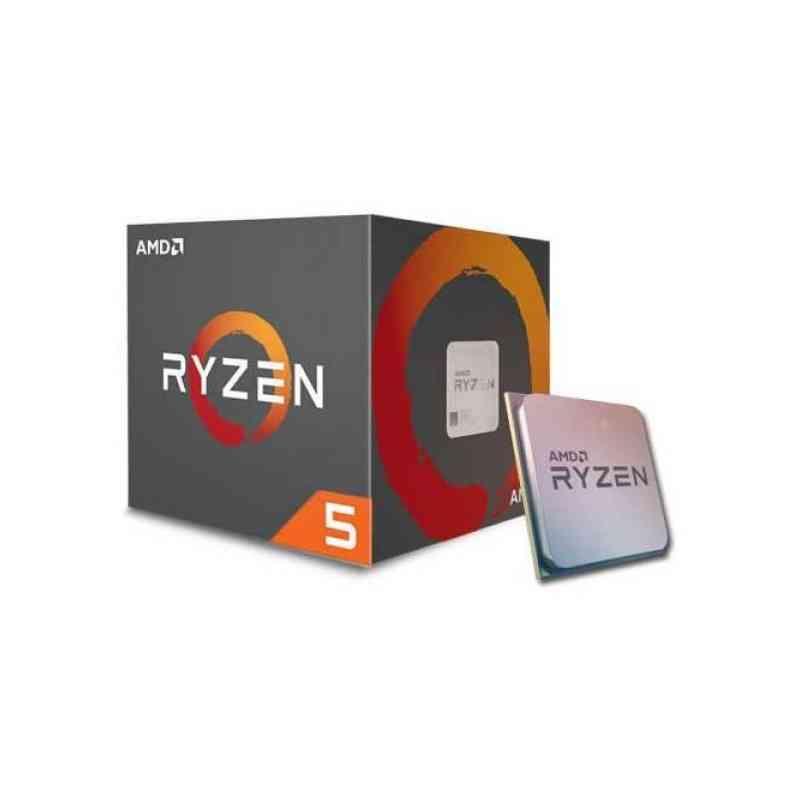 AMD Ryzen 5 1600 AF (3.2 GHz / 3.6 GHz)