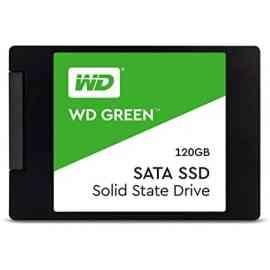 SSD Western Digital Green - 120GB
