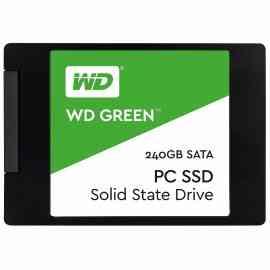 SSD Western Digital Green - 240GB
